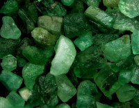 Emerald Rough Stone