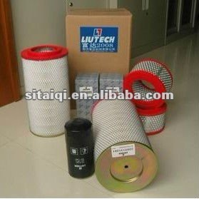 high quality fuda air filter/oil filter with competitive price