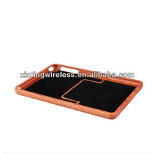 Best! Wooden Back Cover Case For Ipad Mini