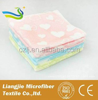 23-27 Oct 2015 Canton fair 15.4E10 35x35 250gsm terry kitchen microfiber cleaning cloth