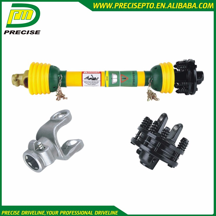 Tractor Parts With Clutch Universal Joint PTO Shaft