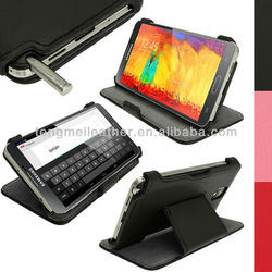 Designer Folio Case For Samsung Galaxy Note 3,PU Leather Stand Case Cover For Samsung Galaxy Note 3 N9000 N9005