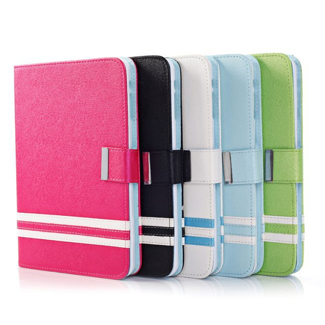 for ipad mini retina case rough pattern with wallet slots
