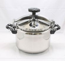 Cost Performance 3L-15L Double Bottom High 3 Liter Industrial Pressure Cooker Cookers