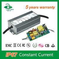20-50V 55W Constant Current waterproof LED driver