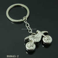 motorcycle shape keychain made in china wholesale