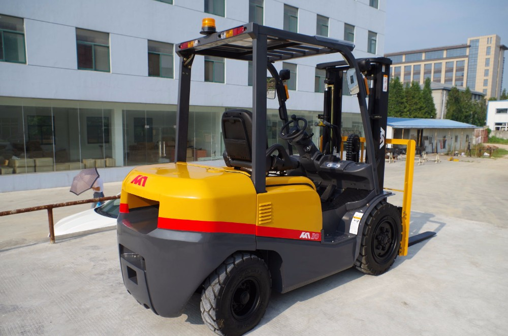 New forklift price 3ton forklift liugong with fork sleeves