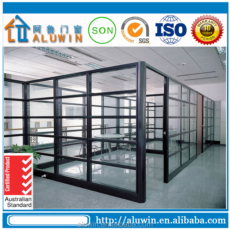 High quality 8mm,10mm,12mm ,15mm tempered glass partition wall