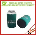 Promotion Logo Customized 3mm Neoprene Can Cooler