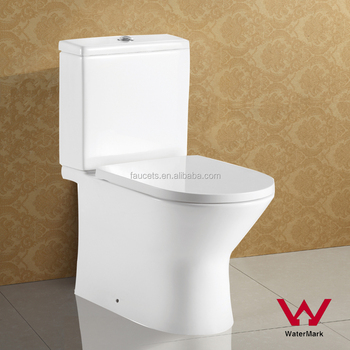 Watermark Ceramic Wash Down Water Saving Toilet