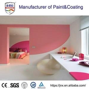 New design water-based Latex Paint for interior wall paint with competitive price