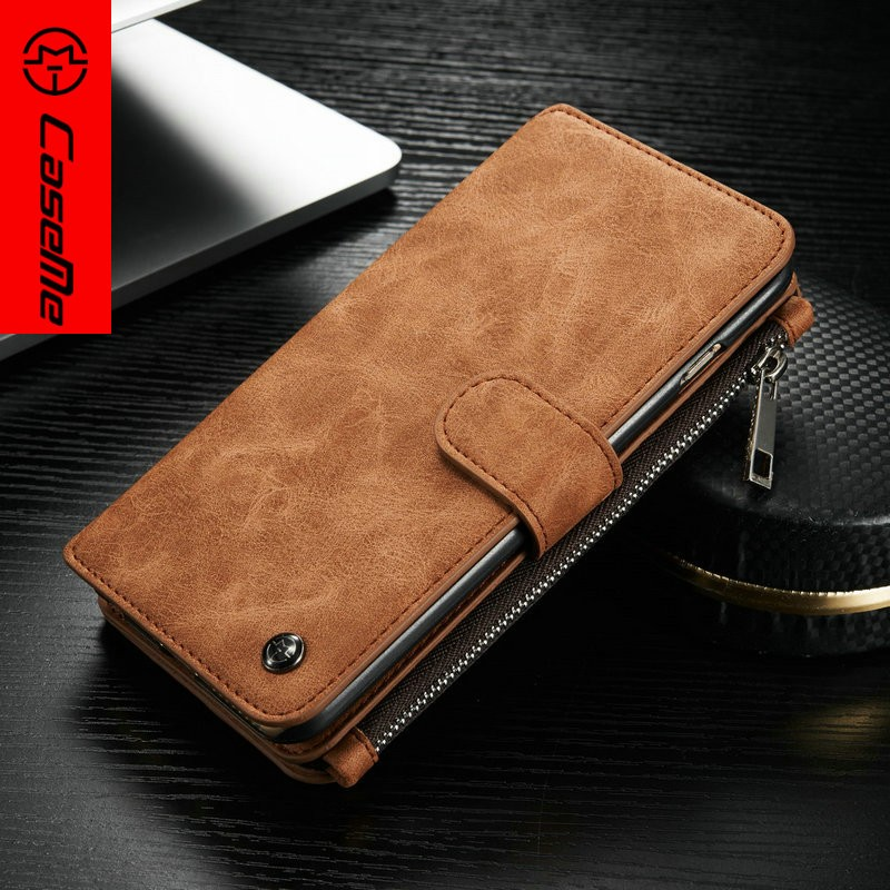 New universal smart phone wallet style leather case Multi-Functional leather wallet phone case for samsung note 5