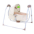 Multipro newborns Infant babies automatic baby swing bed of Bedside & Nursery Cribs (TY018L)