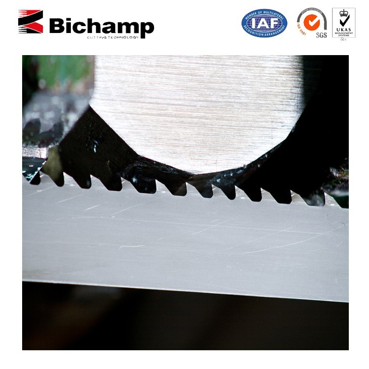 High Quality bi-metal band saw blade Steel BAR CUTTING BLADE