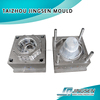15 liter bucket mould/plastic injection mould manufacturer/household bucket mold