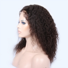 Premier PLFW017 Peruvian Spanish wave lace front wigs with baby hair human