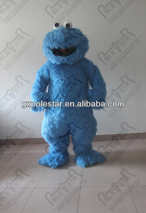 export cartoon cookie monster costumes