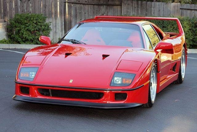1991 Ferrari F40 Used car