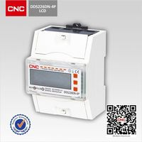 DDS226DN-4P-M smart card electricity meter
