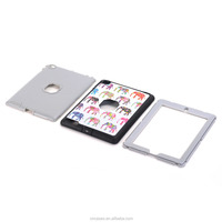 High quality Tough defender Elephant 3 layer pc silicone material tablet case for ipad air