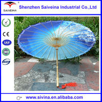 Traditional folk art style chinese oil paper umbrella/chinese umbrellas wholesale