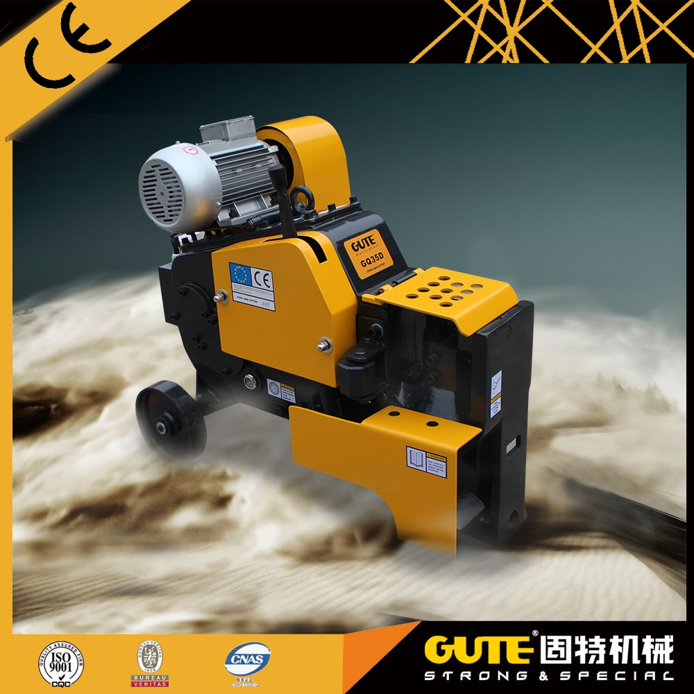 Top seller steel bar cutter for Canton fair GQ35D