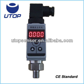UPS2 twoway output digital pressure switch View pressure switch