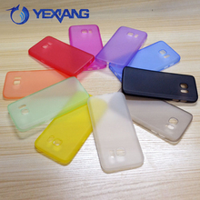 High quality shockproof 0.33mm pp case for samsung S7,soft pp cell phone case for S7 case