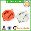 TARAZON brand CNC machined Oil Filter Cover For KTM Enduro