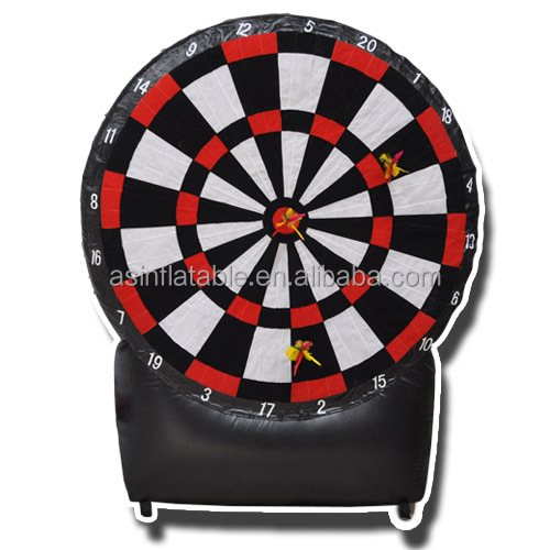 Top Quality inflatable dart toss super inflatable Carnival Game