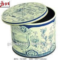 chinese style tea tin canisters
