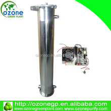 High ozone purified water generation system/o3 water purification