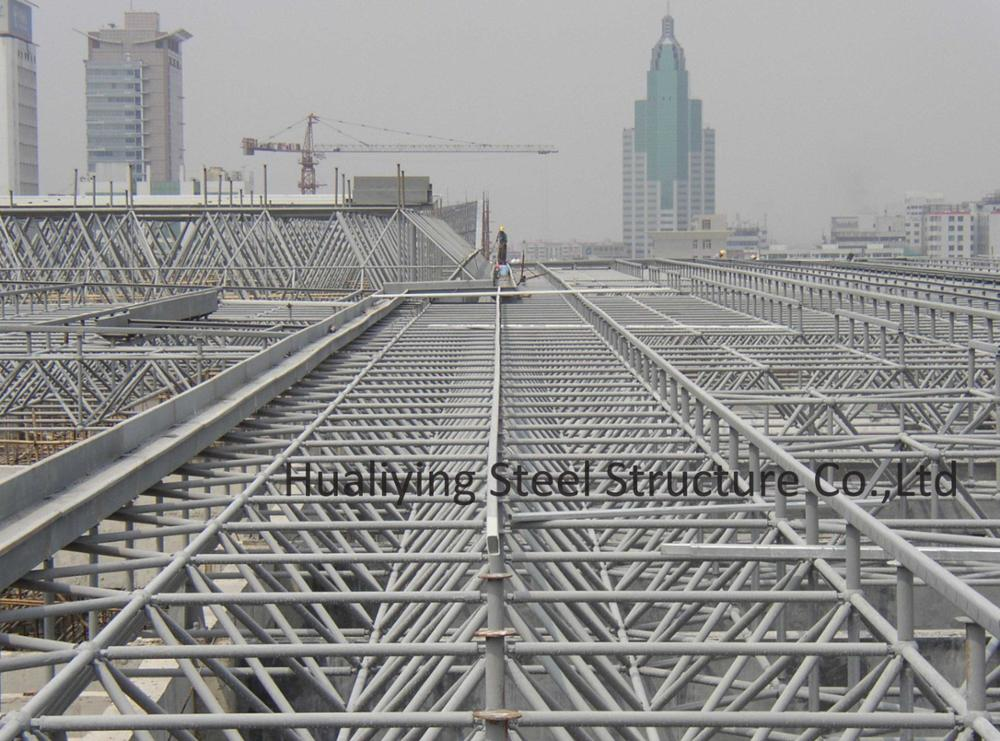 High Quality Steel Space Frame From Guangzhou China