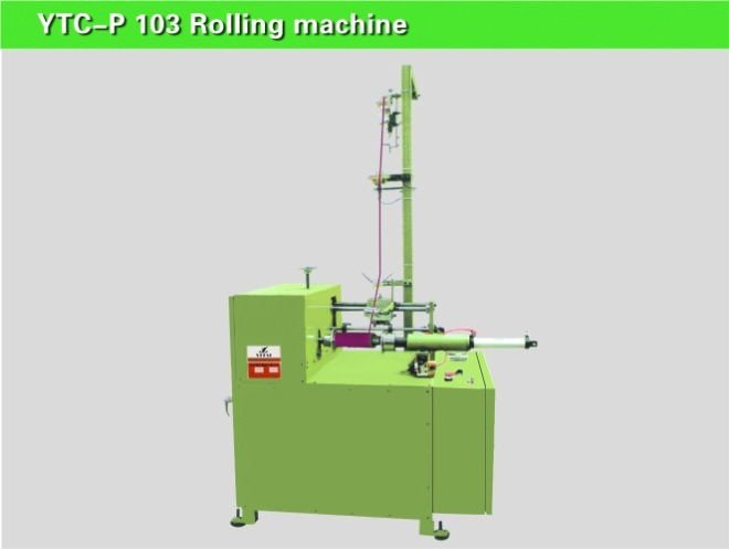 automatic rolling machine