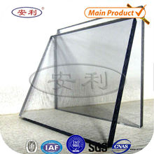 Heat Insulation operable polycarbonate roof