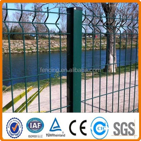 Welded Iron Wire Mesh Fence Panel for Garden Fence Netting/Wrought Iron Fence Panels