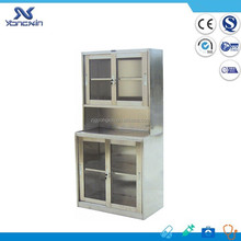 YXZ-050A hot sale stainless steel medical cabinet used dental equipment