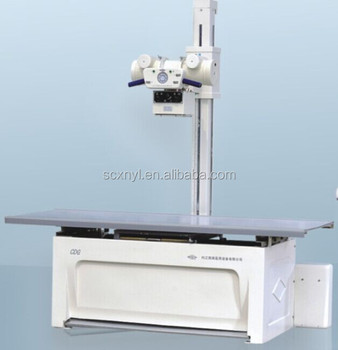 Analog X-Ray Equipment for General Radiography