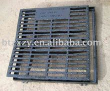 Heavy Duty Ductile Iron Grating with Frame,grate,ductile iron grille