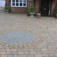 Cheap natural granite patio paver stones for sale