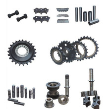 Rust Proof Iron Electric Bicycle Spare Parts