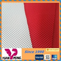 black polyester fabric 3d spacer mesh 2mm thick