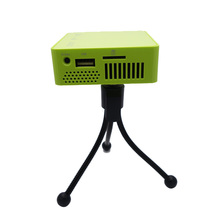 2016 Newest 854*480 DLP mini projector UNIC UC50 with CE, RoHS, FCC, BIS