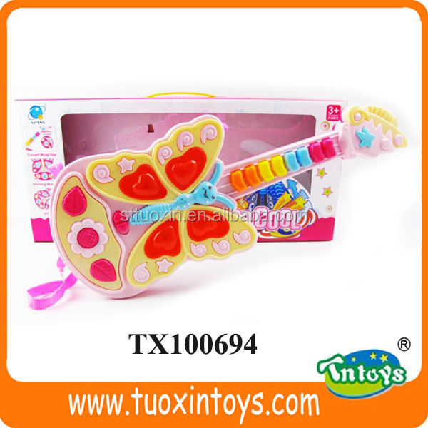 kids fashion show music, make cheap plastic musical instrument child toy