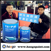 2K standard drying paint hardener for car
