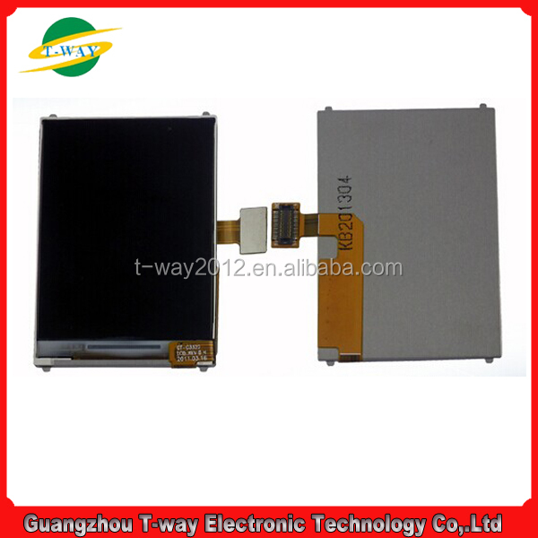 New and original for samsung c3322 lcd