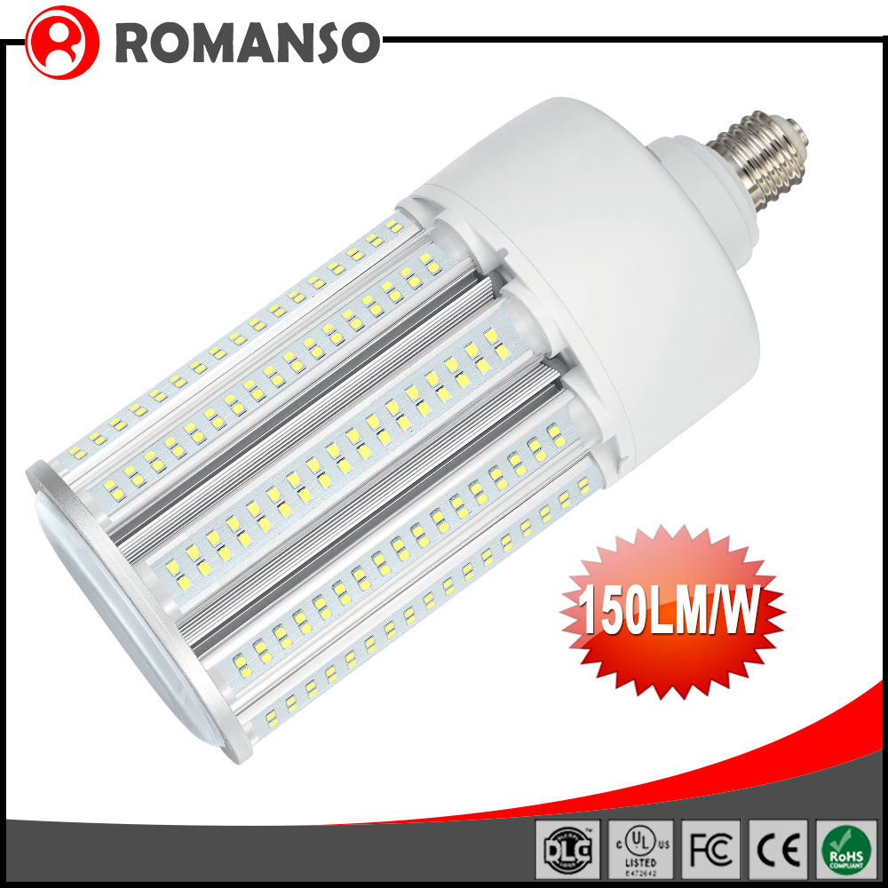 360 Degree High Lumen Ip65 Waterproof E27 E40 Led Lighting Bulb Lamp 45W Corn Led Light