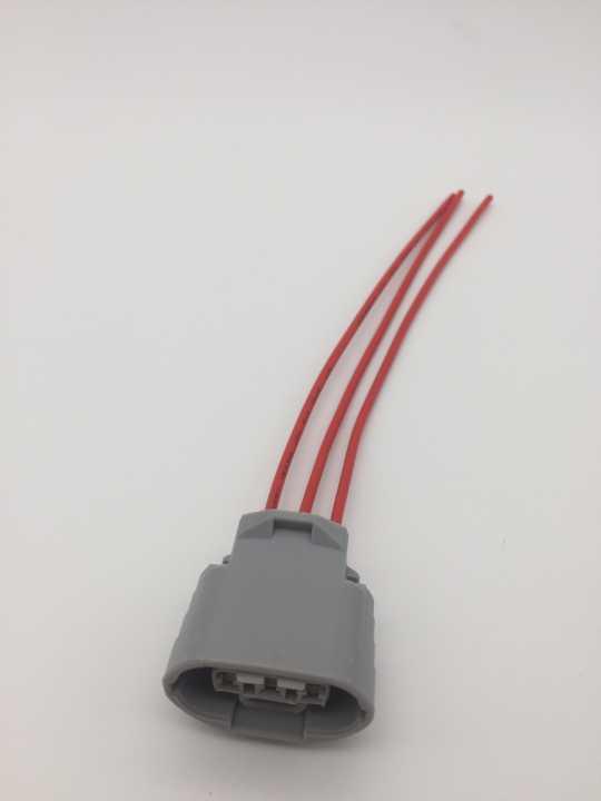 TOYOTA LEXUS 2 Polig STECKER Connector 90980-11875 90980 11875