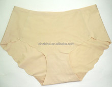China Supplier Seamless Underwear Nude Women Panty