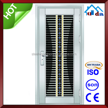 QD-SS138 Stainless Steel Frame With New Stainless Steel Door Design